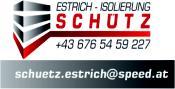 Estrich Schütz